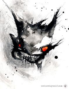 pokemon paintings