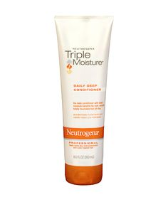 No. 9: Neutrogena Triple Moisture Daily Deep Conditioner, $5.99