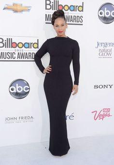 Alicia Keys #billboard awards 2012