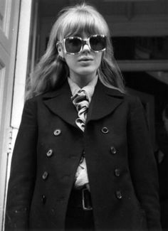Marianne Faithfull,1967. Express Hulton Archive 3068326