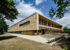 The Enterprise Centre at the University of East Anglia. Picture submitted