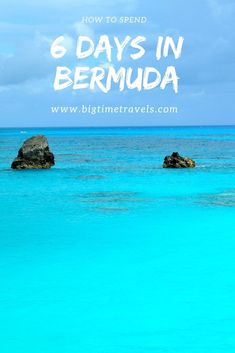 Bermuda is a small slice of paradise with pink sand and the most turquoise water youll ever lay your eyes on. Youll quickly understand why the locals refer to the island as Bermudaful. Travel Tips Tips Travel Guide Hacks packing tour Cool Places To Visit, Places To Travel, Travel Destinations, Amazing Destinations, Holiday Destinations, Bermuda Travel, Bermuda Vacations, Hawaii Travel, Time Travel