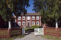 Gästgivars i Vallsta, Arbrå.