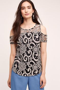 Sunday in Brooklyn Emma Lace Top