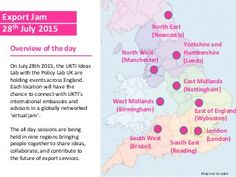 What to expect at the UKTI export jam