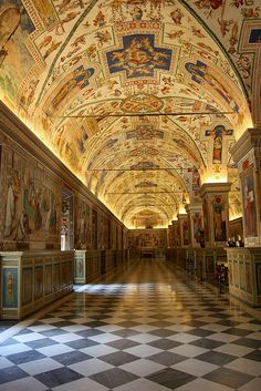 Vatican Museums, Vatican City, Italy | Flickr - Photo Sharing!