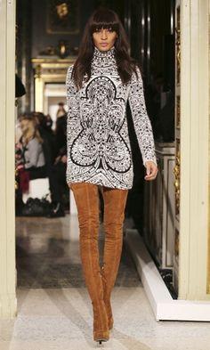 Emilio Pucci Autumn Winter 2013 - Milan Fashion Week: Oh that sweater!