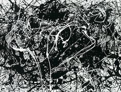 Number 33 (Silkscreen print) by Jackson Pollock - art print from King & McGaw