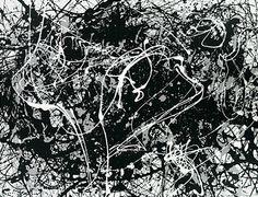 Number 33 (Silkscreen print) by Jackson Pollock - art print from King & McGaw