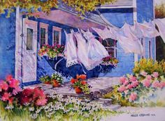 Nicole Gelinas pinturas