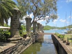 Exploring Antigua – Shirley Heights and Nelson's Dockyard