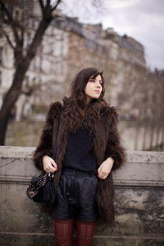 Hello rainy Paris! | Le Blog de Betty