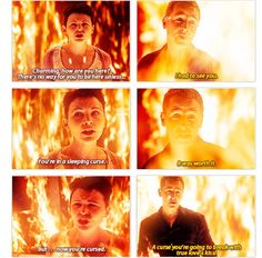 Snow and Charming, this scene was so heartbreaking.. I was crying so hard