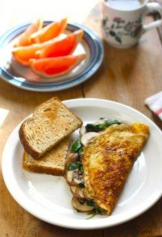 5. café et une #omelette - Gagner 7 #chambres d'hôtes Combos que le #carburant sera votre jour et aide vous #déposez ces kilos... → Food