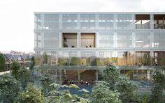 Saint-Gobain Research Centre