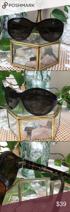 Lucky Brand sunnies!!! Lucky Brand sunglasses, model Lucky You in Tortoise. ✨Good used condition. 🌙no trades, offers welcome🙏🏼 Lucky Brand Accessories Sunglasses