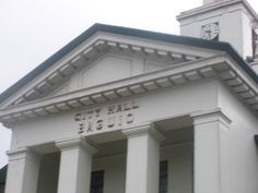 Facade of Baguio City Hall