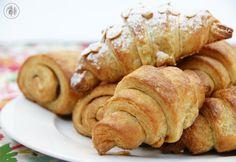 Sooooo good - gluten free croissants.