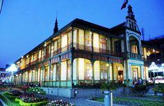 El Palacio de Hierro de Orizaba es un edificio diseñado por Gustave Eiffel, fue construido ex profeso para ser la sede del Gobierno Municipal de la Ciudad de Orizaba, Veracruz México a finales del siglo XIX. El edificio es el máximo exponente del Art Nouveau en México y se encuentra catalogado como el único palacio metálico Art Nouveau en el mundo.