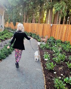 Morning walk with Bailey around The Village Langley community to start the day! 🐶🐾 #TheVillageLangley #Langley #BC #morningwalk #Dogs #Goodmorning #Thelittlethings #VillageLife #Walkswithbailey #doglovers #Animalfriendly #Assistedliving