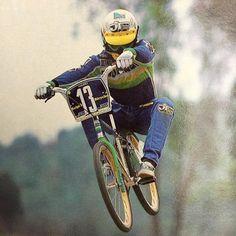TBT. One of the legends of BMX, Jeffrey Bottema stylin' his Murray 24. BMX Action Sept '82. #bmx #jt #jtracing #haro #cruiser #24inch #murray #bmxer #bmxair #bmxpro #1980s #1982 #bmxbike #bmxlife #bmxracing #bmx4life #chromoly #4130 #oldschool #oldschoolbmx #usa #california #ride #bike #jump #rad #madeintheusa #bmxmuseum #bmxaction #jeffbottema