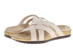 Crocs Edie Stretch Sandal Stucco/Stucco - Zappos.com Free Shipping BOTH Ways