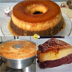 Image may contain: dessert and food My Recipes, Sweet Recipes, Cake Recipes, Dessert Recipes, Favorite Recipes, Portuguese Desserts, Portuguese Recipes, Delicious Desserts, Yummy Food