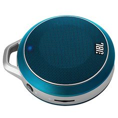 JBL Micro Wireless Bluetooth Speaker Each Blue >>> You can find more details by visiting the image link.
