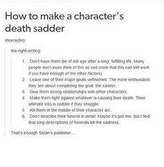 creative ways to commit suicide