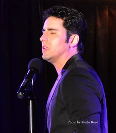writerchickmarie:   kreed1263:   John Lloyd Young,... - Drenched In His Music