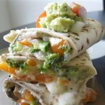 Meatless Main Dishes: Vegetable Quesadillas