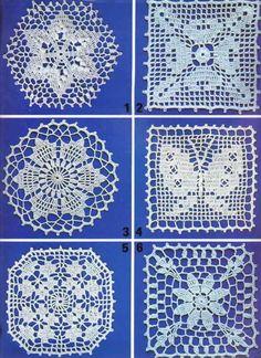 En güzel dantel motifleri
