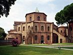 The Basilica of San Vitale is a church in Ravenna, Italy and one of the most important examples of early Christian Byzantine art and architecture in western Europe