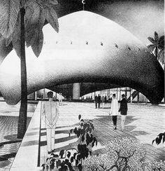 Universidad de Bagdad (1961) Walter Gropius