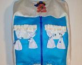 Casetta porta pannolini fatta a mano : Puericultura di mondo-della-fantasia Bags, Fashion, Fantasy, Handbags, Moda, Fashion Styles, Fashion Illustrations, Bag, Totes