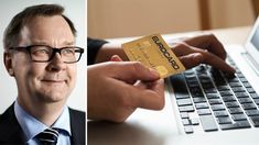 Bankchef varnar för ny lag  – slår mot alla bankkunder | Konsument | Expressen Computer Keyboard, Electronics, Computer Keypad, Keyboard, Consumer Electronics