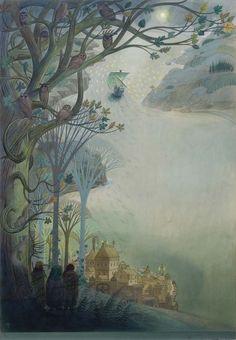 Pauline Baynes from The Hobbit