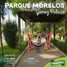 Visita el Parque Morelos con #Promanuez; un lugar de esparcimiento en donde se practican actividades deportivas. Durante sábados y domingos por las tardes, personas de la tercera edad se reúnen para tomar clases de canto y música; en el lugar también hay diversión para los pequeños en los juegos mecánicos que ofrecen sus servicios a bajo costo.  http://www.promanuez.com.mx/productos #AliméntateSanamente #RicoySaludable #Natural
