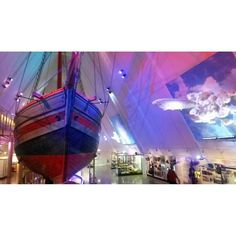 """Ship Gjoa at Fram museum ⛵ #travel #adventure #Norway ##fram #museum #ship"""
