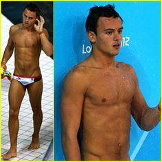 Hi Tom Daley.