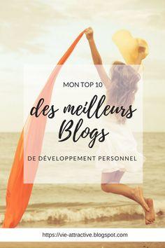 Si vous aimez le développement personnel et que vous avez la flemme de partir à la conquête du web pour dénicher des sites qui vont vous permettre d'améliorer votre cadre de vie, je vous ai concocté une petite liste de blogs que j'aime beaucoup.