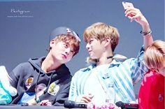 Wanna-One - Daniel and Jihoon