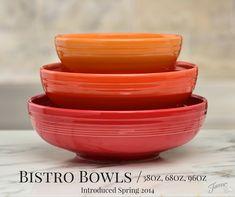 New Fiesta...Bistro Bowls