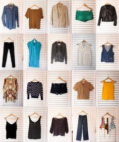 The Travel Wardrobe Philosophy