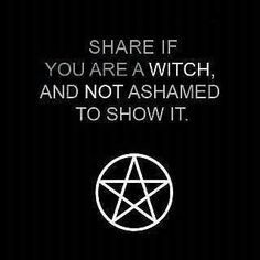 I'm not a witch, but I support my Wiccan brothers and sisters and wanted to share it anyway in case they may want it. Wiccan Witch, Wicca Witchcraft, Magick Spells, Samhain, Male Witch, Witch Quotes, Which Witch, Blessed, Wiccan Crafts