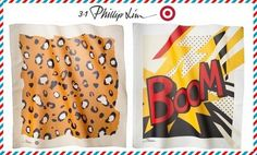 ★入手済★3.1 Phillip Lim for Target☆プリントスカーフ 2種類 今回のコラボアイテムの中でも人気のある柄が、プリントされたスカーフになります。 レオパードは色も秋らしいので、プラスするだけでグッとおしゃれです。 Boomのロゴプリントは、カジュアルでコーディネートのポイントにもなります。  首に巻くだけでなく、バッグに巻いたり使い方もそれぞれで楽しめるアイテムになります。