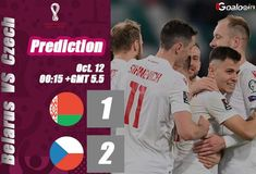 #UEFA #FIFA #WorldCupQatar2022 #WorldCupqualification #football #soccer #soccergame #footballtips #footballgame #sport #prediction #livescore #Belarus #Czech