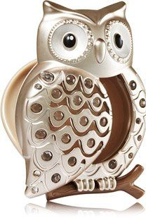 Bath Body Works Bling Owl Scentportable Holder -- Read more at the image link.