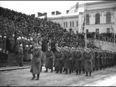 Finland's Independence Day 1940 during Winter War against Russia. Itsenäisyyspäivä sodan varjossa
