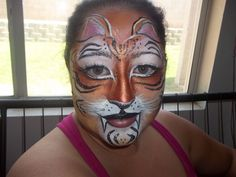 Rawr my Tigress coming out! by Geneva Lobato-Mitchell